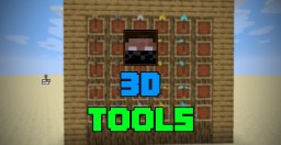 [1.14] SheriffHerobrine's 3D Tools v1.0 Minecraft Texture Pack