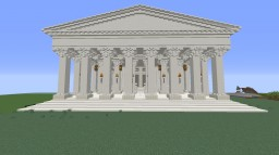 Acropolis,Athens {Contest} Minecraft Map & Project