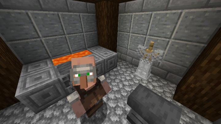 Sensible Villagers - 1 14 Minecraft Texture Pack