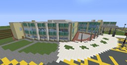 Columbine High School Minecraft Map & Project
