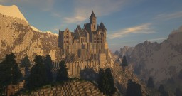Mountain Castle Minecraft Map & Project