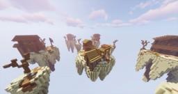 Map Minecraft : Bed Wars - Desert - StarDix Minecraft Map & Project