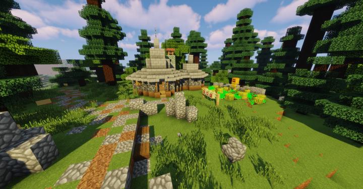 Hagrid's Pizza Hut