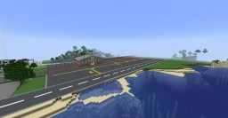 Small River Airport Terminal 2 Minecraft Map & Project