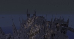 Some Gothic Temple Minecraft Map & Project