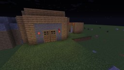 The Horror Hostel Minecraft Map & Project