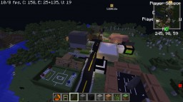Official cadergator10 modded city v3 NOW!!! Minecraft Map & Project