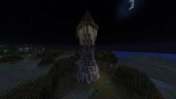 Swamp Tower (Witch/Warlock Tower) Minecraft Map & Project