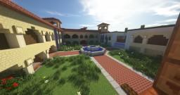 Black Ops IIII - Hacienda Minecraft Map & Project