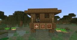 Shrek - 1.14 vanilla Minecraft Data Pack