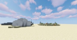Star Wars Episode 4: Lars Homestead Minecraft Map & Project