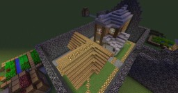 The Philosophers Stone Minecraft Map & Project