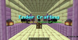 Ender Crafting - Craftable End Items! [1.14x] Minecraft Data Pack