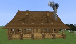 Lovely Little Home Minecraft Map & Project