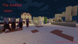 The Endless Wars (Raid Simulator) (Protect Villagers) (Pillager Attack) Minecraft Map & Project