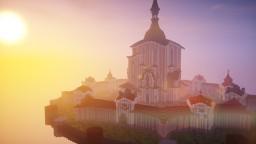 Pilgrimage Church of St John of Nepomuk at Zelená Hora Minecraft Map & Project