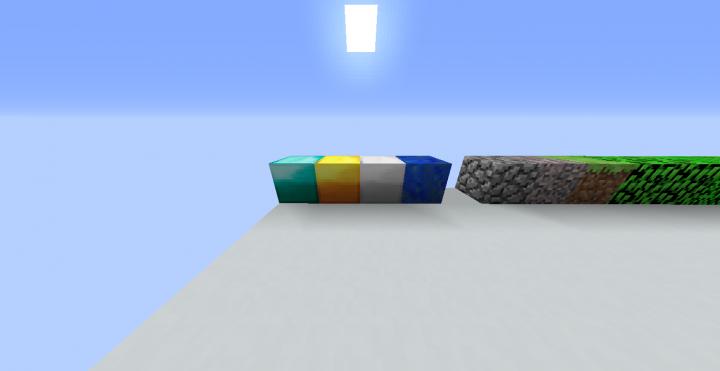 Old Metal Blocks Textures