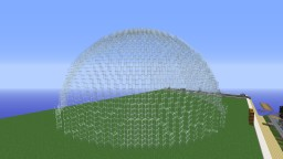 Best Dome Minecraft Maps & Projects with Downloadable Schematic