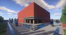 Cubic Building + link download Minecraft Map & Project