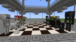 Chesscraft - Chess in Minecraft Minecraft Data Pack