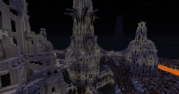 Prison Dark Fantasy Minecraft Map & Project