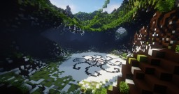 Defis teraforming -25minutes Minecraft Map & Project