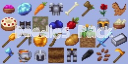 Doodles Pack [MC v1.13] [16x] Minecraft Texture Pack