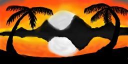 Hawaiian Sunset Minecraft Blog