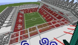 Liverpool expanded version + resource pack Minecraft Map & Project