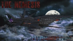 Transformers The Nemesis Updated Minecraft Map & Project