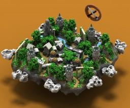 Hub - LifeTemple Minecraft Map & Project