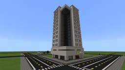 Angle Enterprise Building Minecraft Map & Project
