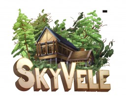 Skyvele Network (1.8 - Latest) [Custom Skyblock] Minecraft Server