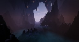 Teraforming grotte Minecraft Map & Project
