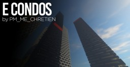 E Condos - Toronto Minecraft Map & Project