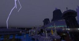 Kamino, age: Clone Wars (Star Wars planet) Minecraft Map & Project