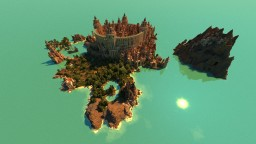 Legacy Minecraft Map & Project