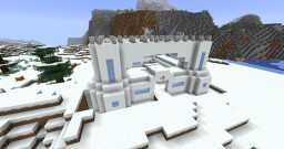 Frosty Fortresses Datapack Minecraft Data Pack