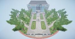 Blue Palace Minecraft Map & Project