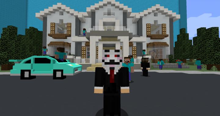 Noob Vs Pro Vs Hacker Morph Hide And Seek Minecraft Project - roblox hide and seek morph