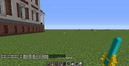 Keening Diamond Sword Texture (Updated) Minecraft Texture Pack