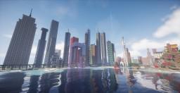 Borguília City Minecraft Map & Project