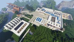 Architect's Dream: Phase Two Minecraft Map & Project