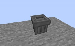 Trash Can Datapack (from Extra Utilities Mod) Minecraft Data Pack