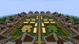 Dark Forest Village Minecraft Map & Project