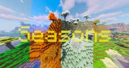 Changing Seasons Minecraft Texture Pack
