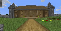 Coalition for the Promotion of Big Sister Headquarters Minecraft Map & Project