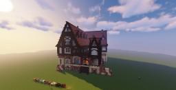 Gelben Manor Minecraft Map & Project