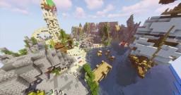Map Minecraft : Lobby - Hub - Spawn for Server | StarDix Minecraft Map & Project