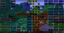 Macro Keybind mod interface for WorldEdit/FAWE and VoxelSniper Minecraft Map & Project